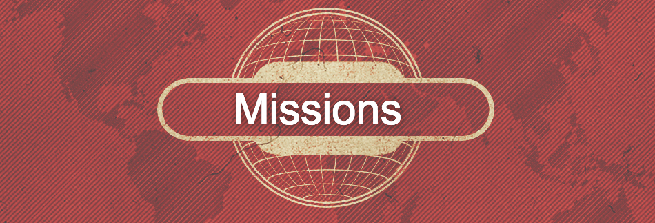 Short Term Mission Trip Religious Web Banner