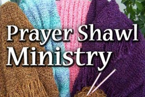 prayer shawl ministry rocker